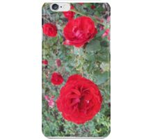 Crimson Nature iPhone Case/Skin