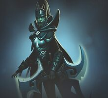 Phantom Assassin - Dota 2 by AtomicKnight