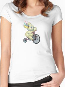 Pooky Triking Women's Fitted Scoop T-Shirt