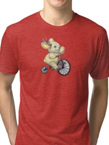 Pooky Triking Tri-blend T-Shirt