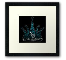 Royal Crown Framed Print