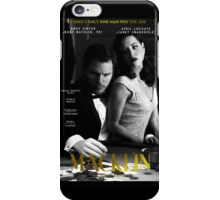 """Macklin"" poster 1 iPhone Case/Skin"