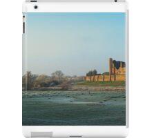 Wintry Castle Kenilworth iPad Case/Skin