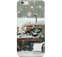 A Long Winter's Nap iPhone Case/Skin