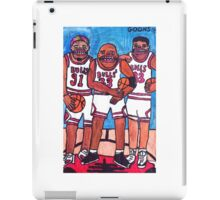 The Bulls iPad Case/Skin