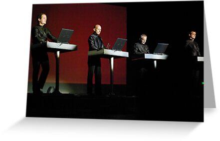 Kraftwerk by timmyjstudio