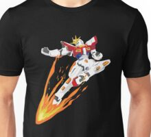 BG-011B BUILD BURNING GUNDAM Unisex T-Shirt