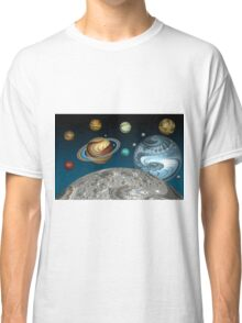 To The Moon And Beyond Classic T-Shirt