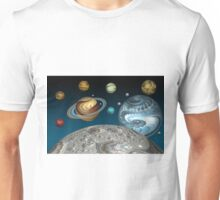 To The Moon And Beyond Unisex T-Shirt