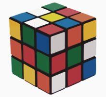 Rubik cube by vintage-shirts
