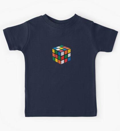 Rubik cube Kids Tee