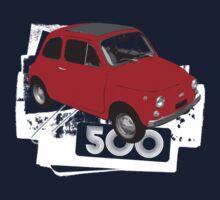 Fiat 500 by alexMo