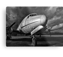 Air Force - B&W Metal Print