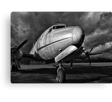 Air Force - B&W Canvas Print