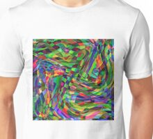 """ The color creates the emotion and lets spring the spark of the creation. "" Unisex T-Shirt"