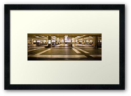 The Terminal by Keegan Wong