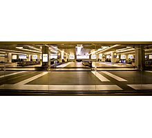 The Terminal Photographic Print