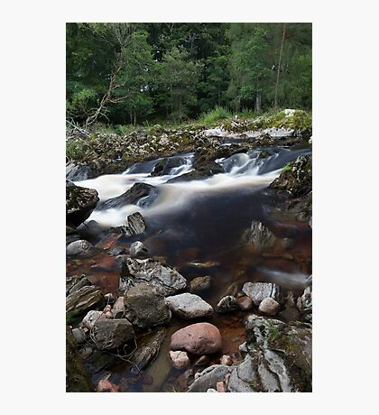 falls of feugh Photographic Print
