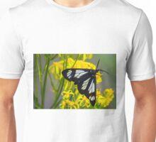 Police Car Moth Unisex T-Shirt