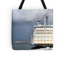 ferry boat Tote Bag