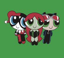 The Gothampuff Girls One Piece - Short Sleeve