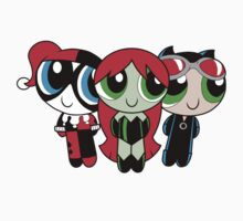 The Gothampuff Girls by Getts182
