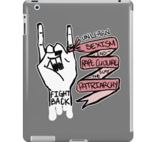 Fight Back! iPad Case/Skin