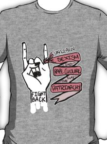 Fight Back! T-Shirt