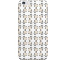 Totoro Pattern (Any Color Background) iPhone Case/Skin