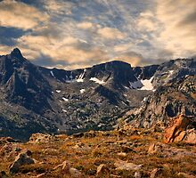 Rocky Mountain National Park by AnaCBStudio