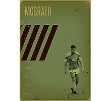 McGrath Photographic Print