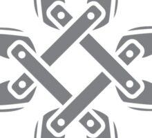 Carabiner Knot Sticker