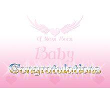 New Born Baby ! Photographic Print