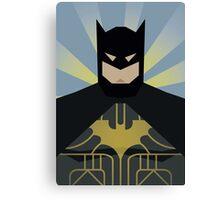 Superhero Canvas Print