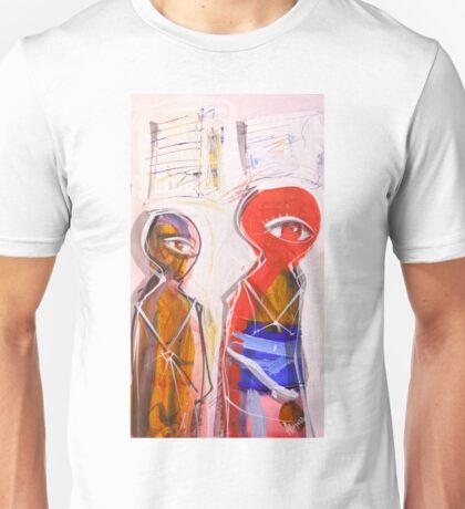 The merger Unisex T-Shirt