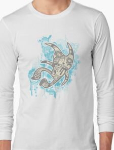 Trippy Floaters 7 Long Sleeve T-Shirt