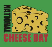 NATIONAL CHEESE DAY by IMPACTEES