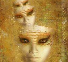 Masquerade * Fantasy  by AnaCBStudio