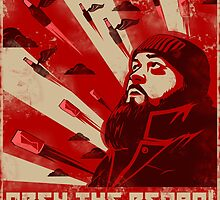 Obey the Beard! by Exclamation Innovations