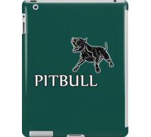 young pitbull iPad Case/Skin
