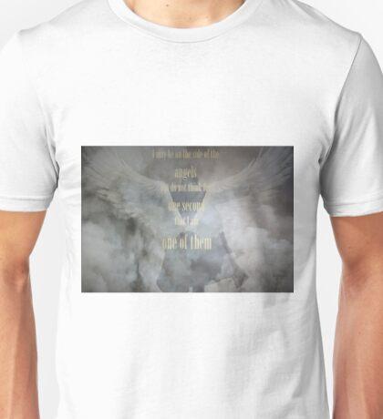 Sherlock Holmes Angels Unisex T-Shirt