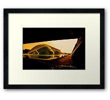 Hemesferic Museum 0224 Framed Print