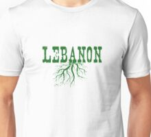 Lebanon Roots Unisex T-Shirt