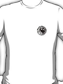 Targaryen symbol - Game of Thrones T-Shirt