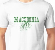 Macedonia Roots Unisex T-Shirt