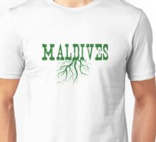 Maldives Roots Unisex T-Shirt