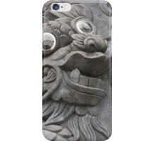 Goofy Eyed Dragon iPhone Case/Skin