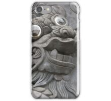 Goofy Eyed Dragon iPhone Case/Skin