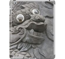 Goofy Eyed Dragon iPad Case/Skin