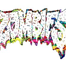 Flatbush Zombies Trippy by yahyahyeet